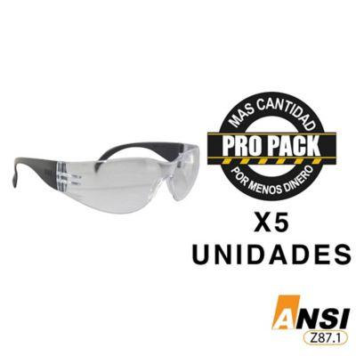 Lente Spy  Claro Propack x 5 und