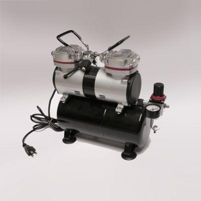Compresor con Tanque Profesional para Aerografo Referencia As-196