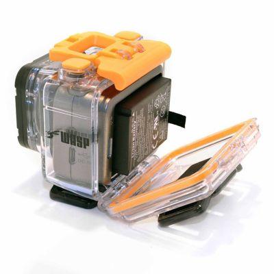 Carcasa Para Doble Bateria De Li-Ion