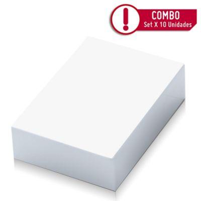 Accesorio Canaleta 40X16cm Tapa Final | Paquete X 10