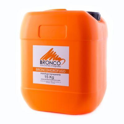 BroncoHidrófugo Transparente 15 Kilos