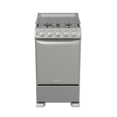 Estufa de Piso 50cm Inoxidable Perfect Cook Gas Natural EME5060