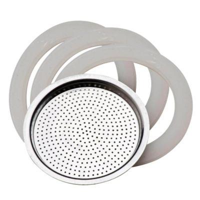 Filtro+3 para Máquina de Café 6tzs Steel Moka