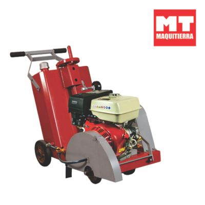 Cortadora de Concreto MTCOD1057 para Discos de 14 a 18 Pulg a Gasolina