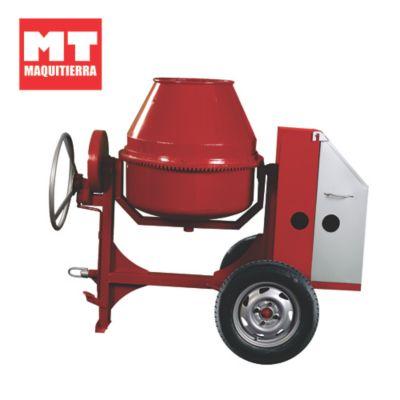Mezcladora de Concreto MTCOD1058 de 1 Bulto (250 L) a Gasolina