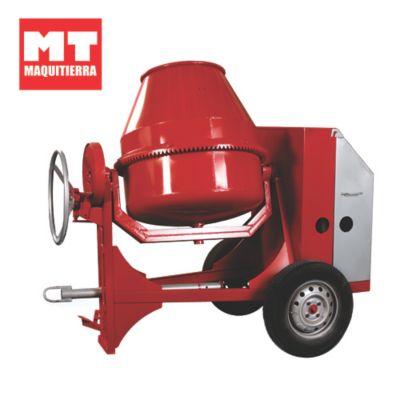 Mezcladora de Concreto MTCOD1059 de 1 1/2 Bultos (360 L) a Gasolina