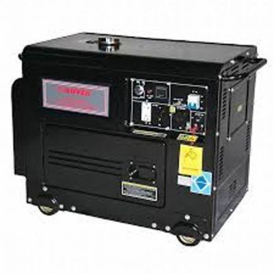 Planta Eléctrica Diésel GE6500DES 5000W 110/220V