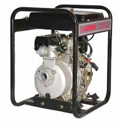 Motobomba Autocebante MBQ 224D Diesel 2x2 Pulgadas