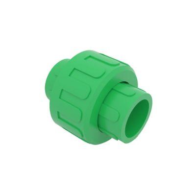 Universal Hembra-Hembra 63 mm Agua Caliente