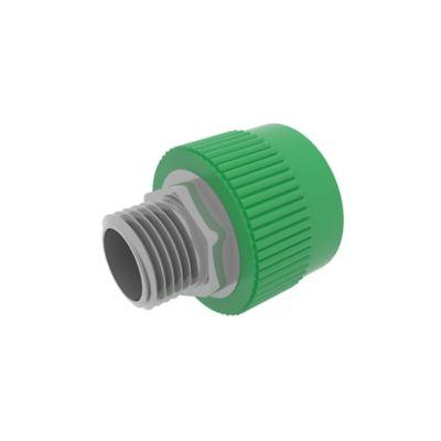 Unión Hembra-Macho 32 mm x 1 pulg Inserto Metálico