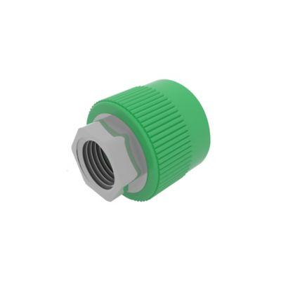 Unión Hembra 20 mm x 1/2 pulg Inserto Metálico