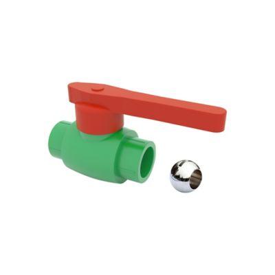 Válvula de Bola 20 mm Agua Caliente