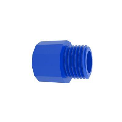 Adaptador Hembra-Macho 50 mm x 11/2 pulg Agua Fría