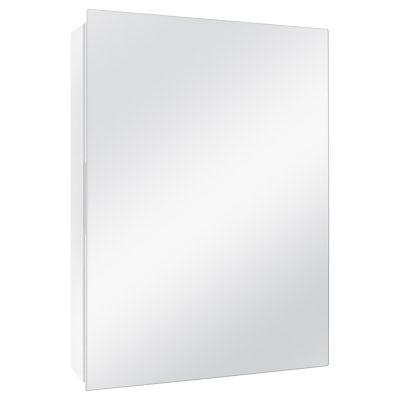 Gabinete de Baño Antiempañante 58x60 centímetros Blanco