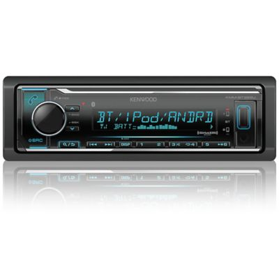Radio Bluetooth /USB /AUX /50Wx4/ Panel Desmontable