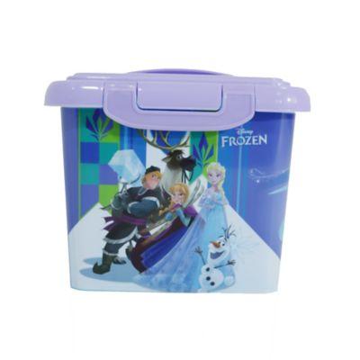 Caja Infantil Tapa Broche Frozen 17x21x24 cm 4 Lt