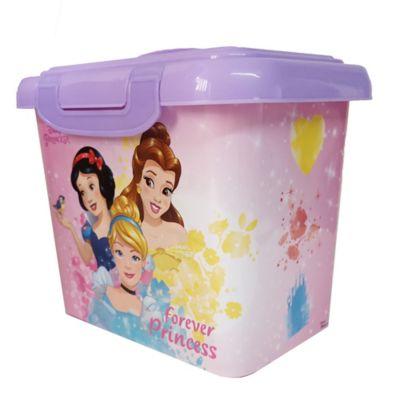 Caja Infantil Tapa Broche Princesas 17x21x24 cm 4 Lt