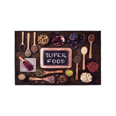 Tapete Cocina Super Food 50x80 cm