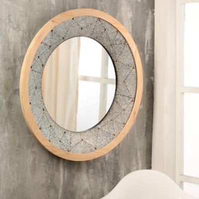 Espejo Redondo Cosenza 79x79 cm