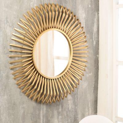Espejo Redondo Teramo 81x81 cm