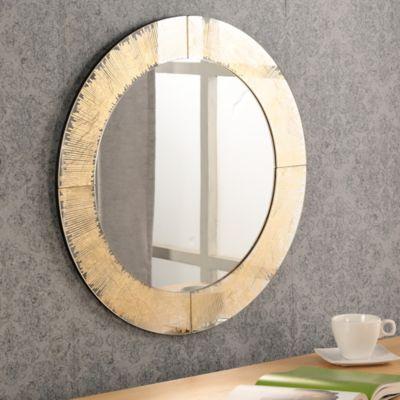 Espejo Redondo Rovigo 60x60 cm