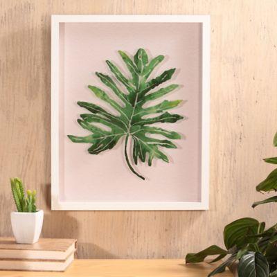 Cuadro Leaf 43x53 cm