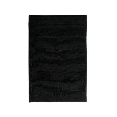 Tapete Baño Majorca Negro 40x60 cm