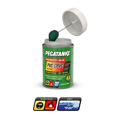 Pegamento PVC - CPVC Secado Rápido 118ml