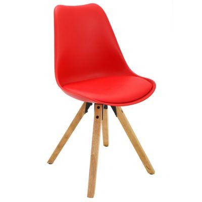 Silla Cooper Rojo