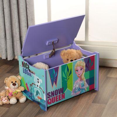 Baul Organizador Infantil 60x36cm Frozen
