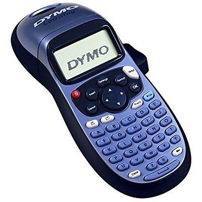 Etiquetadora Rotulador Electrónico Portátil Letra Tag 100H Dymo