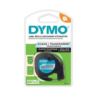 Cinta Rotuladora LT Blanca 12mmx4mt Dymo Plástico