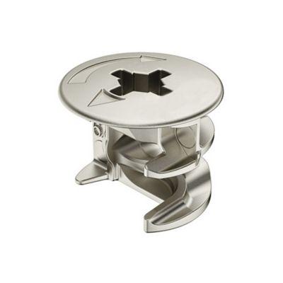 Juego 100 Pernos+Caja Minifix Espesor Madera 15mm