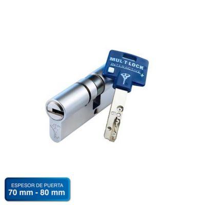 Cilindro de Alta Seguridad 90mm 5 Llaves Interactive