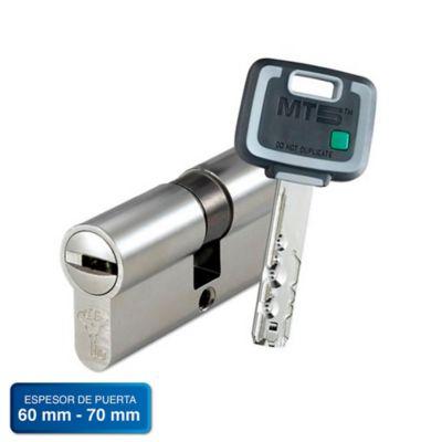 Cilindro de Máxima Seguridad 80mm 5 Llaves MT5