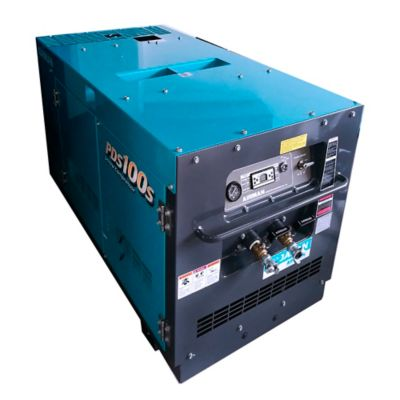 Compresor Diesel Tornillo 100CFM PDS-100