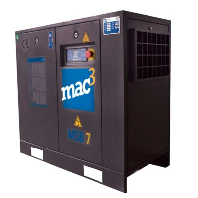 Compresor Eléctrico 10HP MAC-3 MSB-7.5KW-DUAL