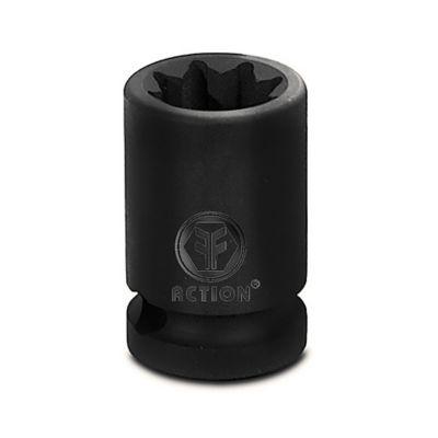 Copa de Impacto Ocho Caras con Cuadrante 1 Pulgadas x 27mm Largo 60mm