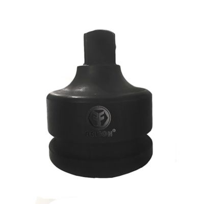 Adaptador de Impacto Hembra 1/2 Pulgada Macho 3/4 Pulgada Largo 48mm No. 64024024