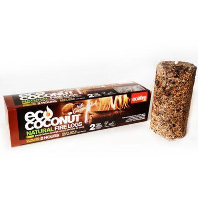 Ecofire Coconut Super Fire Log