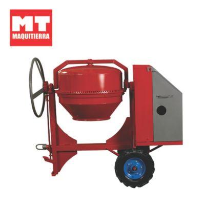 Mezcladora de Concreto MTCOD1111 de 1/2 Bulto (150 L) a Gasolina