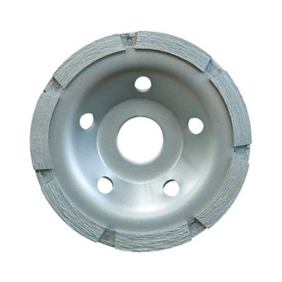 Disco Diamantado Angular 4-pulg P/Desbaste Concreto