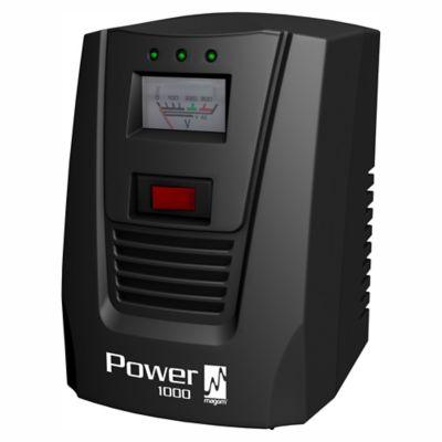 Regulador de Voltaje Power-1000 Voltímetro
