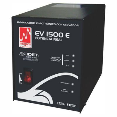 Regulador de Voltaje EV 1500E