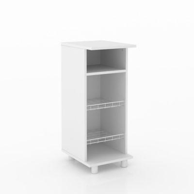Mueble Cocina Lisboa 31.5x76.5x38.5 Blanco