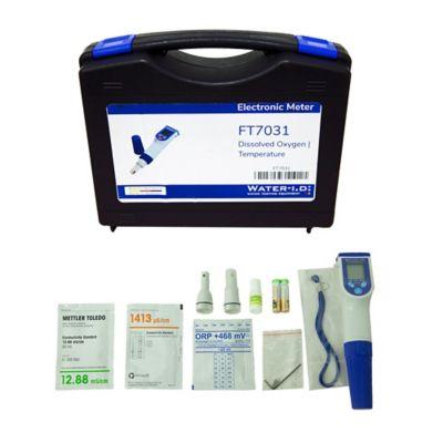 Medidor Digital Oxigeno Disuelto-Temperat W-I.D