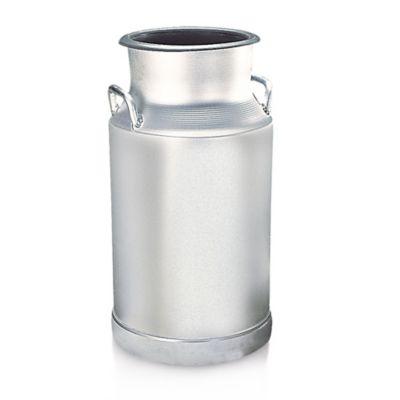 Cantina Aluminio 40 Litros Tapa Caucho Presión