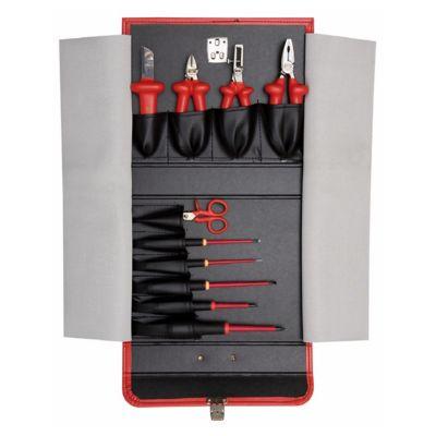 Kit de 10 Herramientas Para Electricista Aisladas 1000V