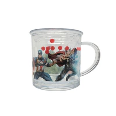 Mug Glitter Avengers Core