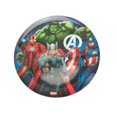 Plato 20cm Melamina Avengers